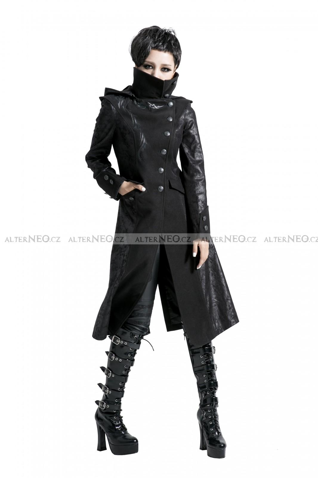 e2b156abed2 Kabát Assassin (Punk Rave)
