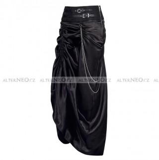 Gothic Satin sukně 3f1341f493
