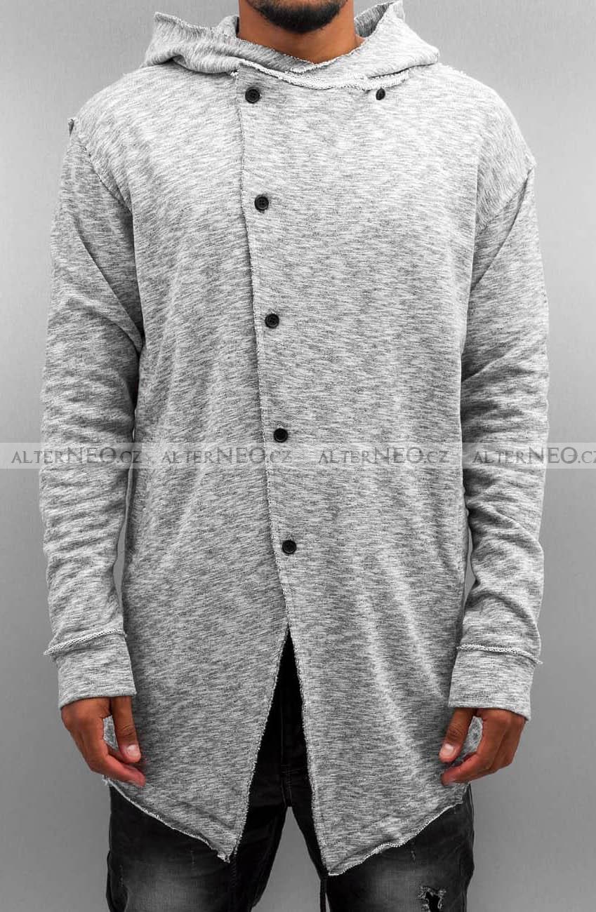 Postapo Cosplay svetr na knoflíky s kapucí Era 790Kč 41e76844aa